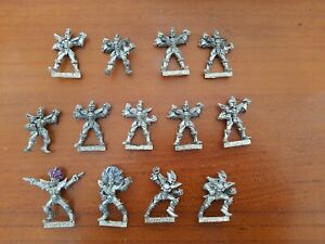 Blood bowl Dark elf team 3rd edition 1994 (OOP)