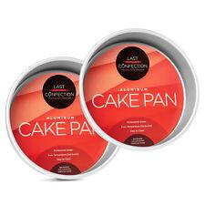 2-Piece Round Cake Pan Set - 8