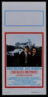 Plakat The Blues Brothers John Belushi Cab Calloway Landis Musik Poster N49