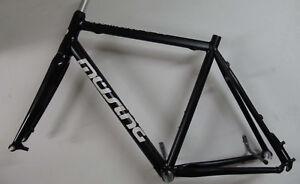Müsing Crozzroad Disc Cyclo Cross Cyclocross Rahmenkit 56cm schwarz matt 2020