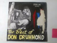 Don Drummond-The Best Of Vinyl LP STUDIO ONE SKA