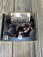 Medal Of Honor Allied Assault EA Games Teen PC Game Computer 2002