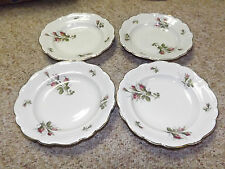 Rosenthal Germany Pompadour Moss Rose Soup Bowls buy up to 2 sets of 4