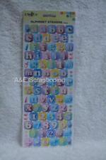 Cre8tiv Baby Series Alphabet Stickers