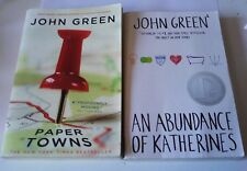 Paper Towns & An Abundance Of Katherines