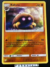 Carte Pokemon KABUTO 77/181 REVERSE Soleil et Lune 9 SL9 FR NEUF