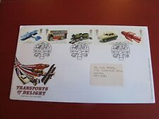 GB Royal Mail First Day Cover- 2003 Chilterns Tin Toys - Mettoy / Dinky / Hornby
