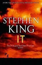It, Stephen King, Good Condition Book, ISBN 9781444707861