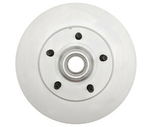 Disc Brake Rotor and Hub Assembly-Element3; Coated Rotor Front Raybestos