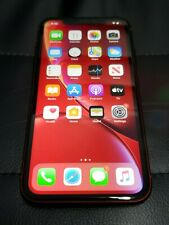 iPhone XR Product Red - No iC - Carrier LOCKED to Sprint