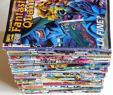 MARVEL ITALIA STAR COMICS FANTASTICI QUATTRO LOTTO SEQUENZA 86-132 +N.0+ poster