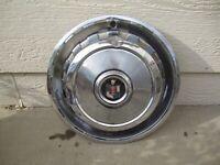 """1957 57 Mercury 14"""" Hub Cap Hubcap Wheel Cover OEM Original Used"""