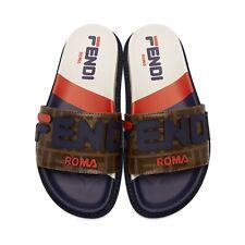 Fendi Fendi Mania Slides,slippers ,tshirt,sweatshirt,pants,sneakers,polo,bag,hat