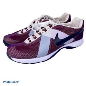 Nike Women's 10 Lunarlon Hyperfuse  483325-601 Lightweight Golf Shoe Sneaker