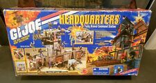GI JOE HEADQUARTERS BOX ONLY 2001 G.I. JOE EXCELLENT SHAPE