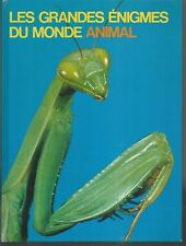 Les grandes énigmes du monde animal. Les insectes 2.De Cremille TB6