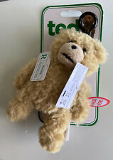 Ted The Movie Naughty Talking Backpack Clip-on Bear