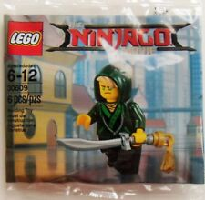 The Ninjago Movie: Ninjago Minifigure 30609 [Building Toys, Ninjas, Swords] NEW