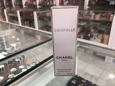 CHANEL CRISTALLE EAU DE TOILETTE SPRAY 100ML