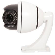1200TVL HD 30x Zoom PTZ Dome Home CCTV Camera IR Night Vision with DVR RS-485
