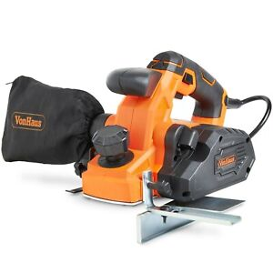 VonHaus 900W Power Electric Hand Planer with 82mm Planing Width