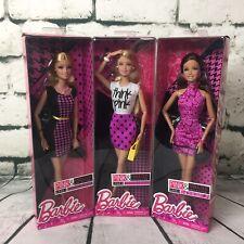 Tokaland Barbie Love Pink & Fabulous Collection Look 1 Look 2 Look3