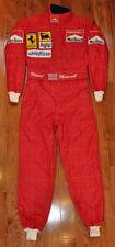 Nigel Mansell Autographed Signed Replica 1990 F1 Race Suit Overall