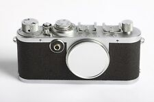 Leica IF Gehäuse 1953-1954 Body Leica M39 Schraubkamera Leitz Wetzlar Germany