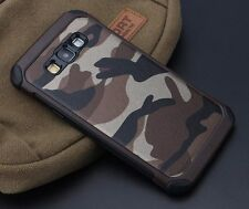 Camouflage iPhone Galaxy Military Case Camo Army 4 5 5S 6 7 Plus Rugged Rubber