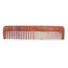 Men Handmade Hair Rake/Fine Wood Beard Comb Pro Anti-static Styling Comb