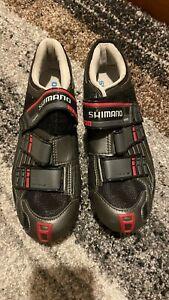 Shimano Carbon Composite SPD Shoes 44