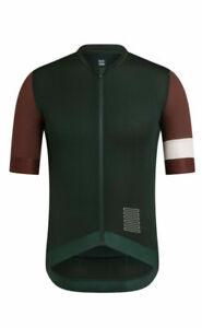 Rapha Cycling Pro Team Training Jersey Dark Green Size Medium RCC