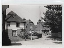 CHURCH LANE, WADHURST: Publisher's photograph to produce postcards (C17903)