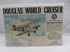 Williams Bros. DOUGLAS WORLD CRUISER 1/72 Scale Plastic Model Kit 72-424 UNBUILT