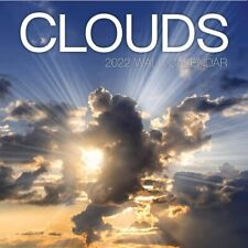 CLOUDS - SCENIC - 2022 WALL CALENDAR - BRAND NEW - 40015