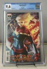 Captain Marvel #1 (2019)  Walmart Exclusive  CGC  9.6