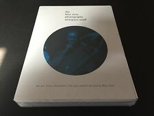 FRANCIS WOLFF~THE BLUE NOTE PHOTOGRAPHS~RARE GALLERY ed~SIGNED BY WAYNE SHORTER
