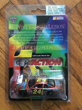 New 1998 Limited Edition Nascar Jeff Gordon #24 Monte Carlo Chromalusion 1:64