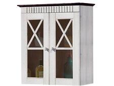 hängeschränke im landhaus-stil mit glasfront | ebay - Hängeschrank Küche Landhausstil