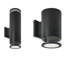 Außenleuchte Wandlampe Wandleuchte Gartenlampe LED 2x GU10 UP DOWN 230V IP54 EDO