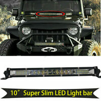 20 inch 156W Led Light Bar Flood Spot Combo Offroad 4WD For Truck Suv At