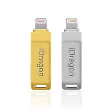 16G Design for iPhone 6s iPad Pro Lightning OTG USB Flash 16GB iDisk Smart Drive