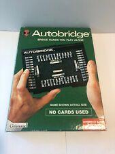 Grimaud Autobridge For Intermediate Players