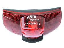 """LED Fahrrad Rücklicht AXA BASTA """"Ray Steady"""" Gepäckträger Standlicht 80 - 50 mm"""