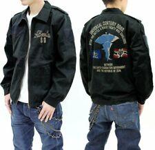 Mobile Suit Gundam A Baor Koo Embroidery Tour Jacket Black M size New