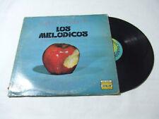 Los Melódicos – El Sabor Tentador De Los Melódicos-Disco Vinile 33 Giri LP USA
