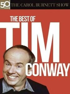 The Carol Burnett Show: The Best of Tim Conway [New DVD]