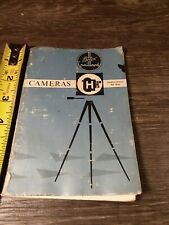 Instructions Manual For Bolex H8 H16 Movie Cameras In German Language