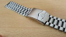 TAG HEUER SPORTS STAINLESS STEEL GENTS REPLACEMENT WATCH STRAP,20MM,(NS-41)
