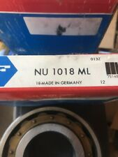 NU1018ML SKF New Cylindrical Roller Bearing Fast Free Shipping In Usa L